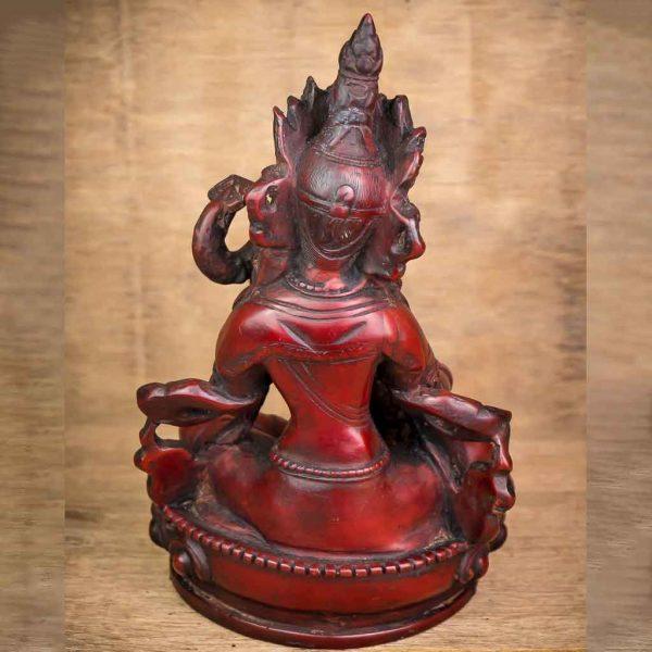 Goddess of Wisdom Saraswati Statue
