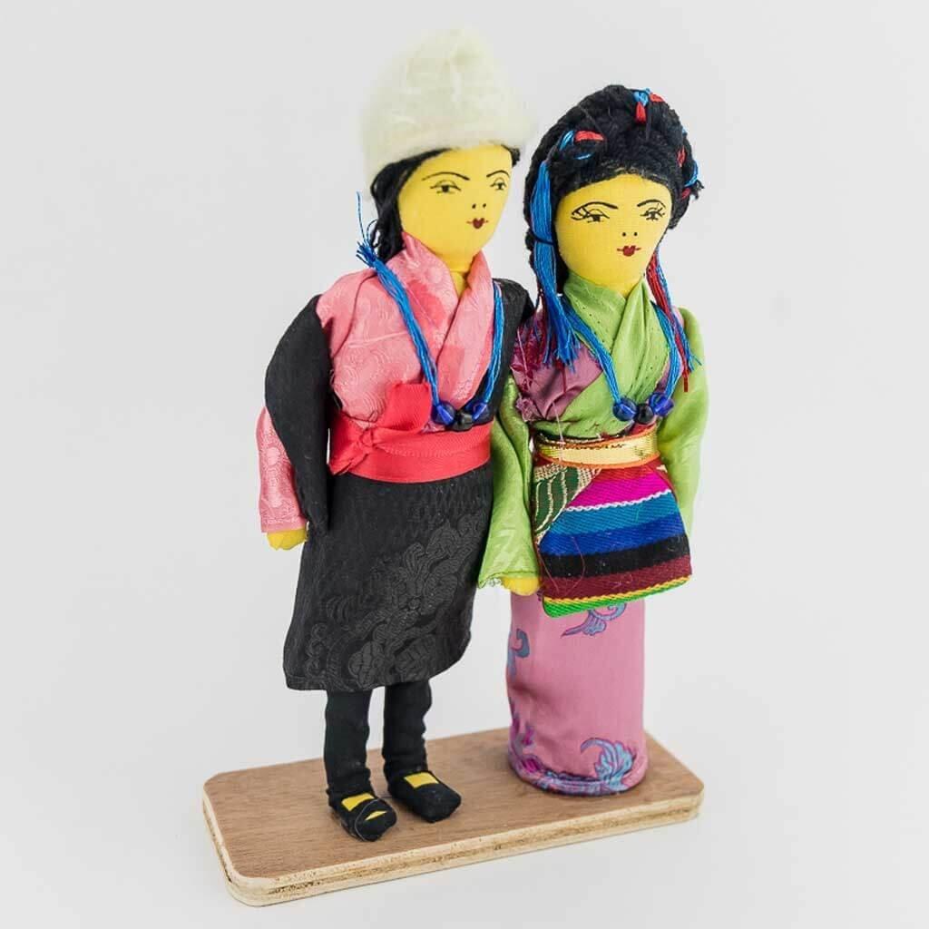 sherpa couple doll 2