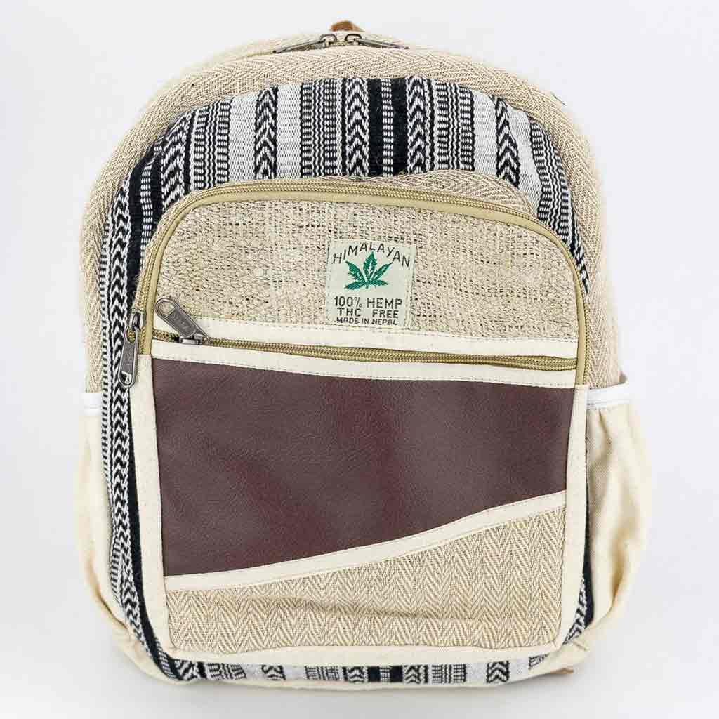 Hemp Backpack - HB75025