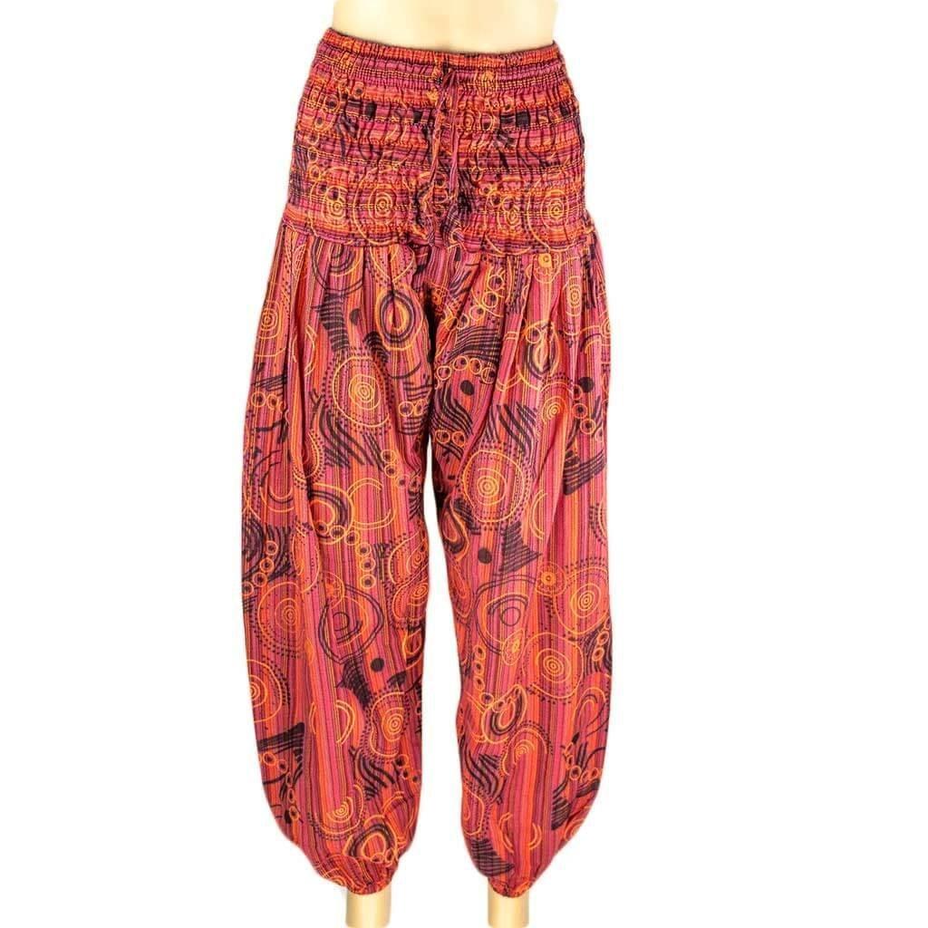 printed gypsy pant-st03e