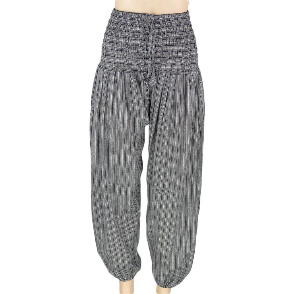 46-black-stripe-harem-pant-women