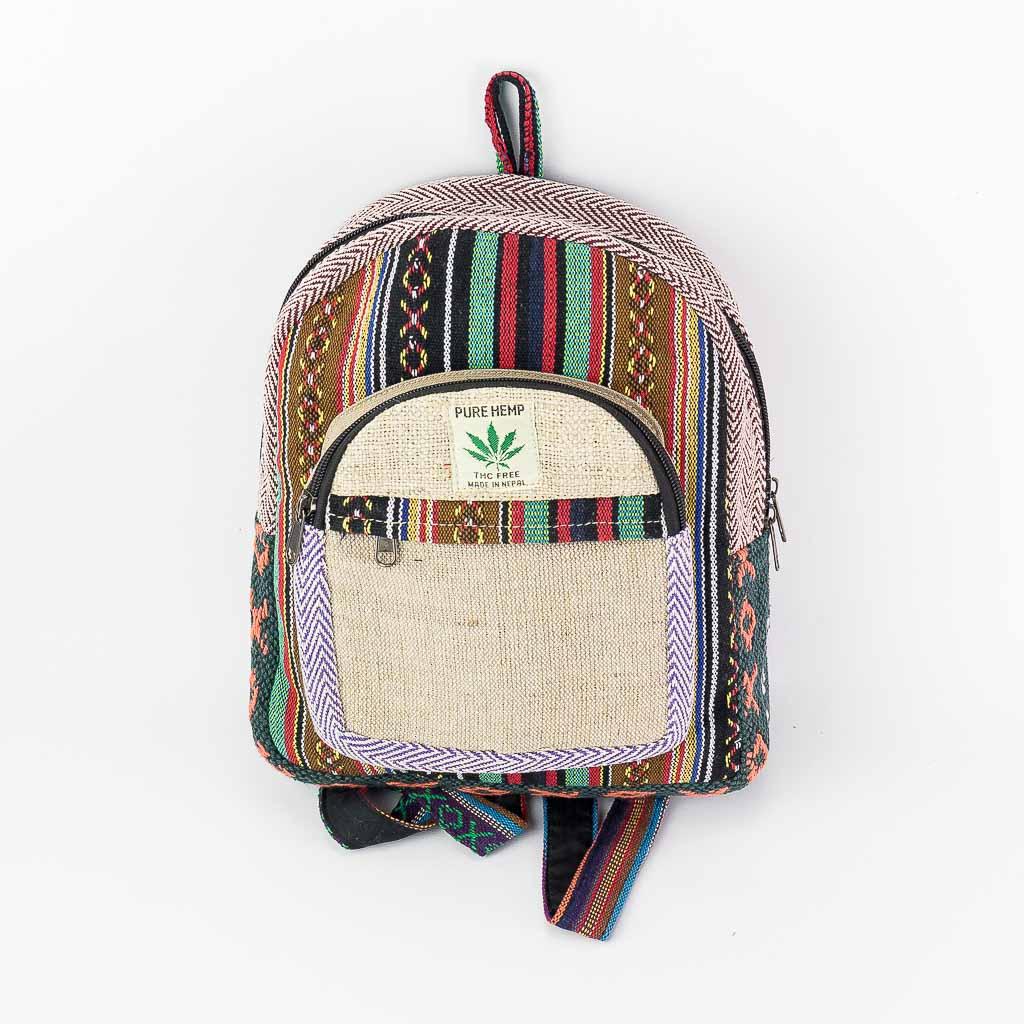 Organic Hemp Backpacks-44