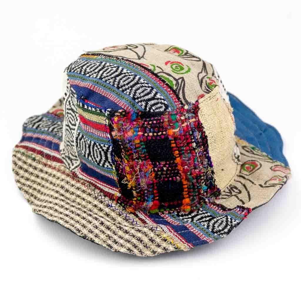 Cotton Hemp Patch Hats