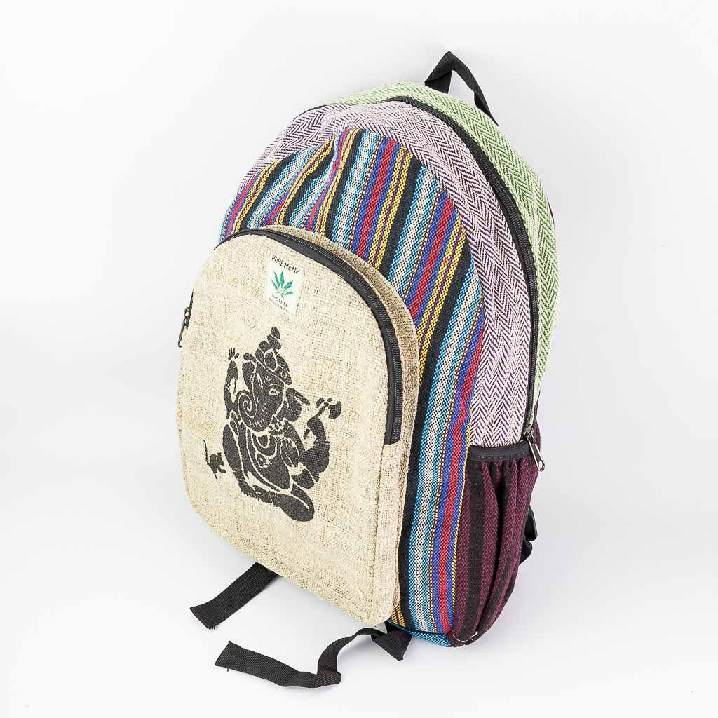 Organic Hemp Backpacks-111