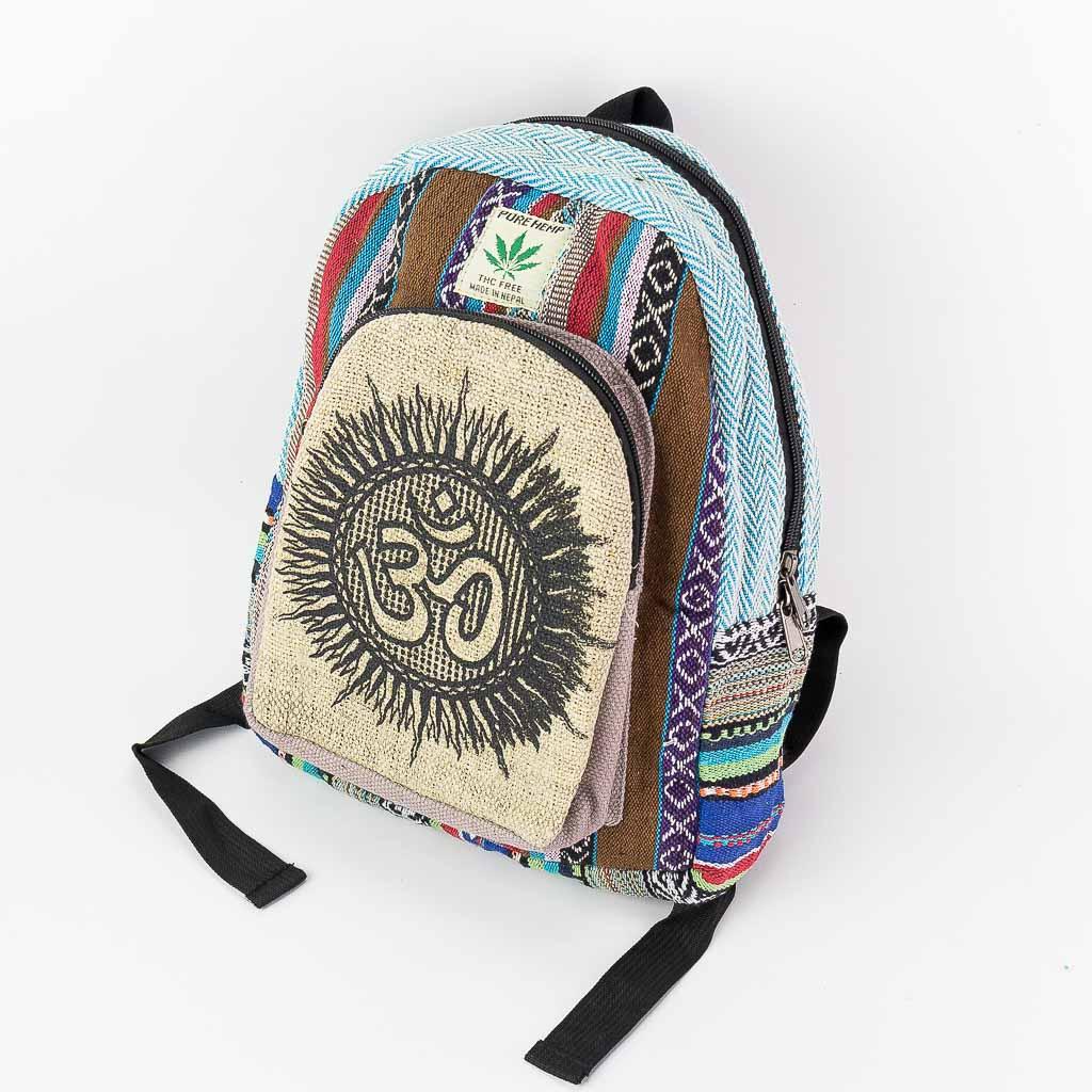 Organic Hemp Backpacks-28